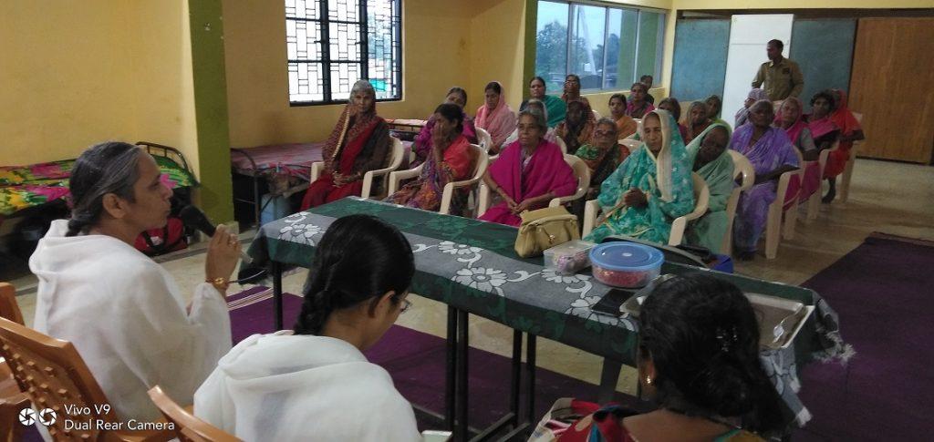 स्वामी विवेकानंद वृद्धाश्रम, सावनेर